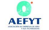 AEFYT : Asociación de empresas de frío y sus tecnologías